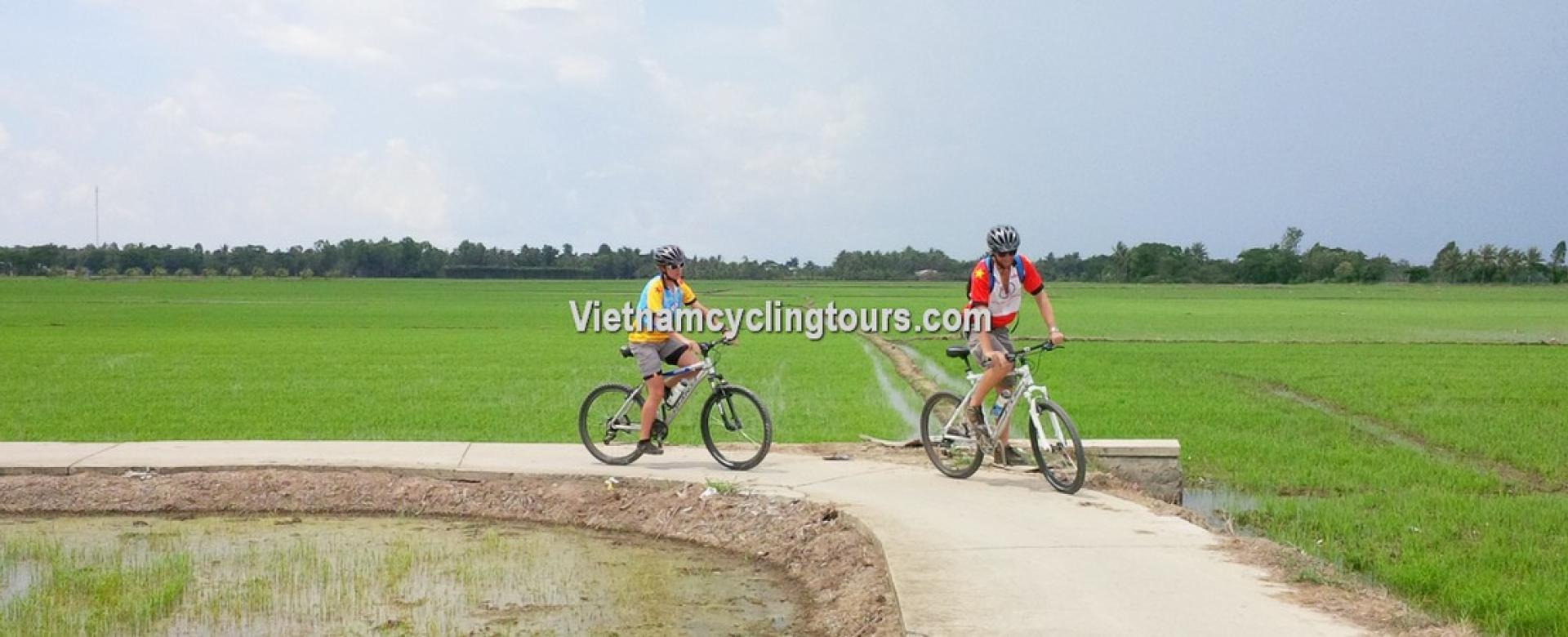 Vietnam Mekong Delta by bike - Cai Be - Vinh Long - Can Tho