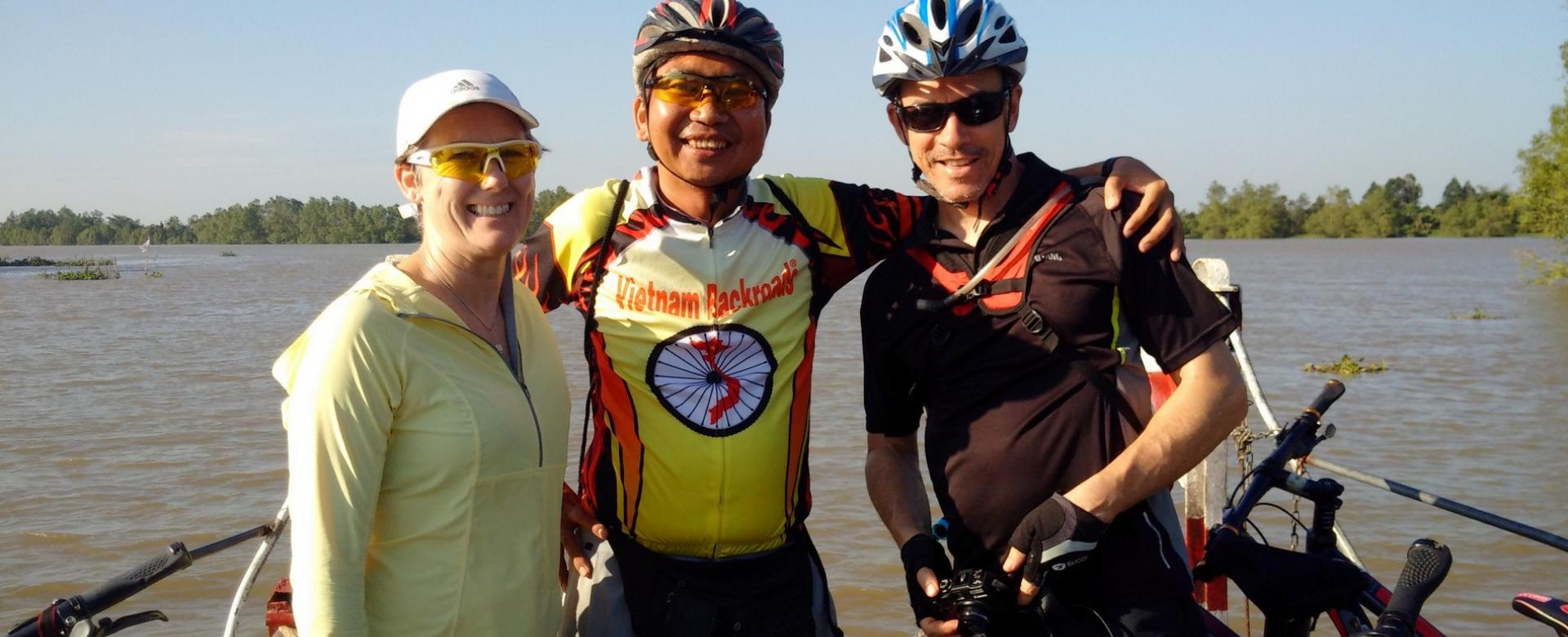 Cycling Mekong Delta to Con Dao Island