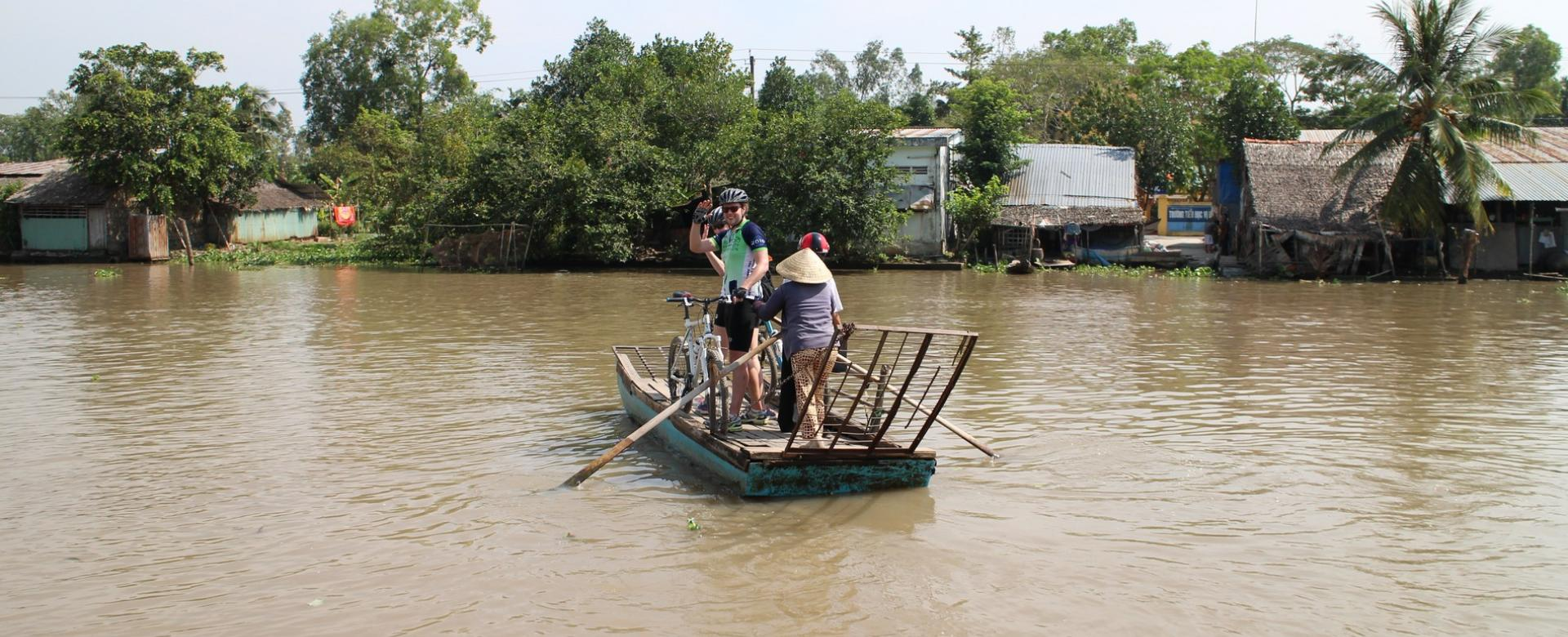 Mekong Delta Biking 4 days/3 nights