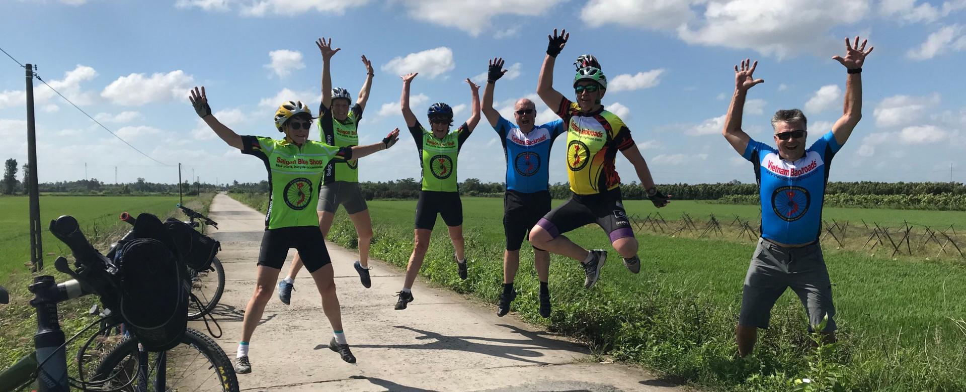 Cycling Mekong Delta 2 days - Saigon Bike Tours