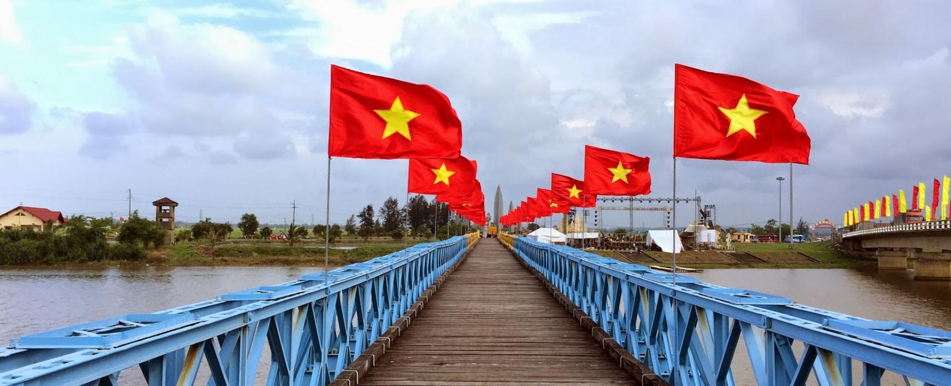 Cycling to DMZ Quang Tri & Dong Hoi