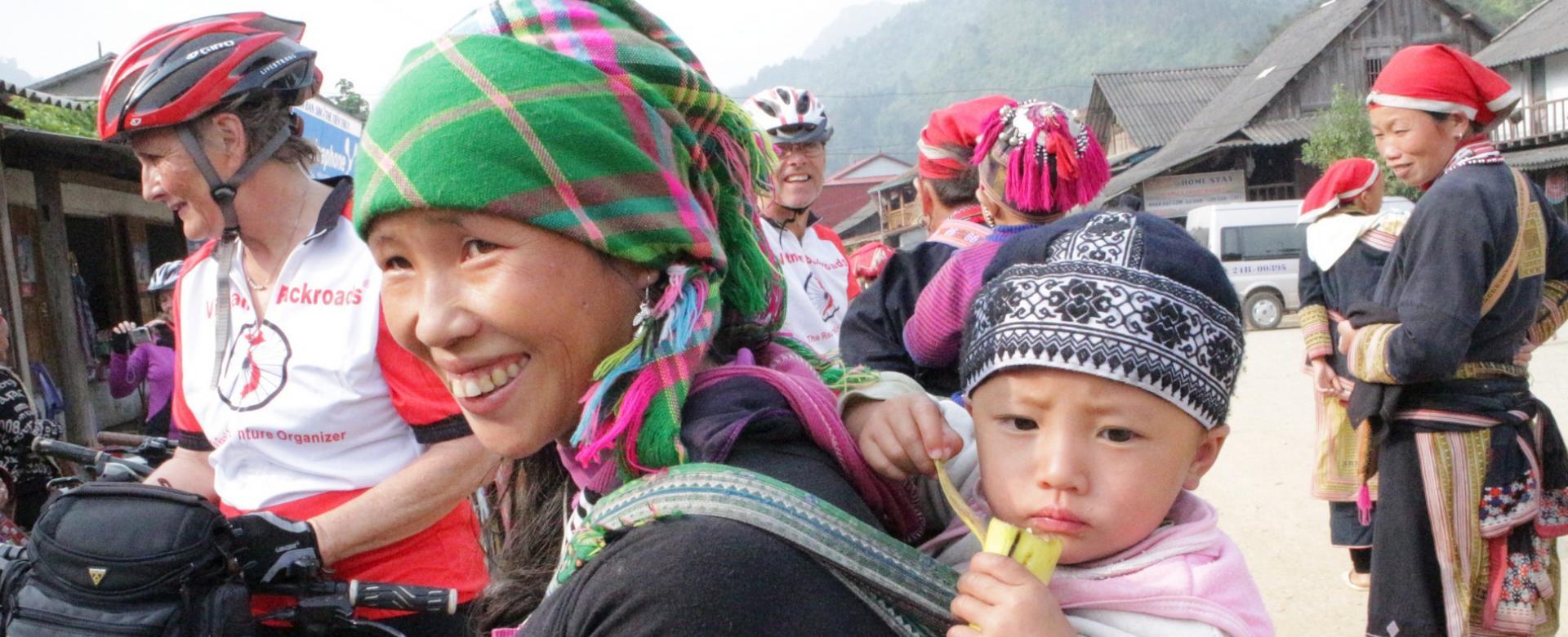 Cycling to Sapa, Than Uyen, Tuan Giao, Muong Lay, Dien Bien, Son La, Moc Chau, Mai Chau
