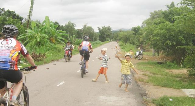 Saigon to central highland - coastal roads to Nha Trang
