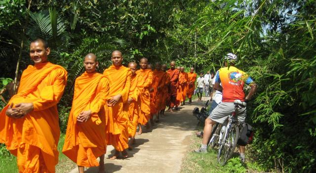 Best Mekong Delta Cycle Tour