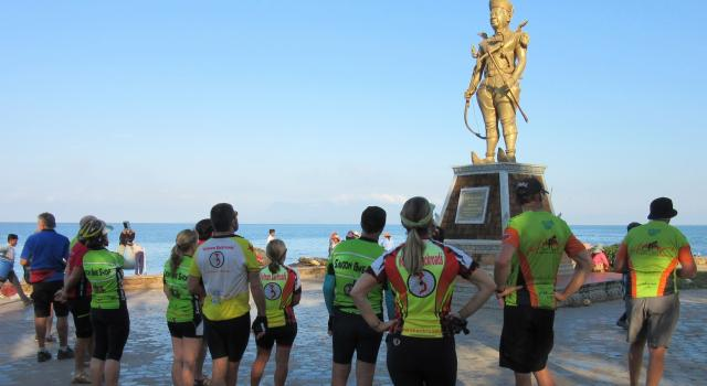 Cycling Saigon - Ha Tien - Kampot - Siem Reap