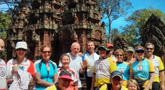 Biking Vietnam to Cambodia - Saigon to Siem Reap