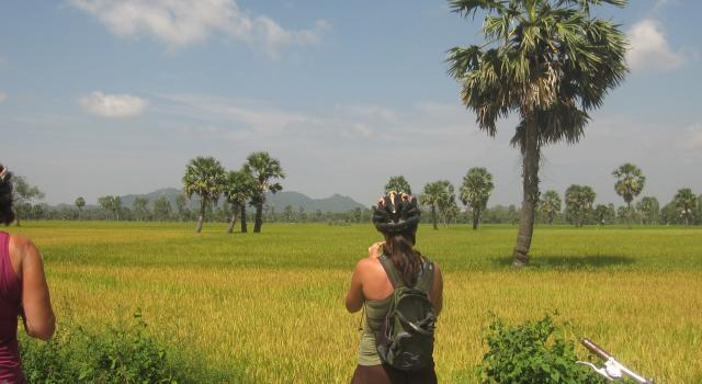 Biking Mekong Delta to Siem Reap